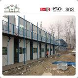 Schneller Aufbau-preiswerte vorfabrizierte Haus-Häuser, Grundbesitz-China-Fertighaus-Haus