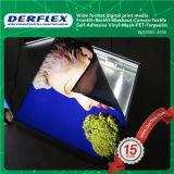 Laminado en frío/caliente Display retroiluminado de tintas solventes Flex Banner