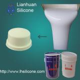 Caoutchouc de silicones RTV-2 pour la garniture de Printingtransfer de garniture faisant, caoutchouc de silicones liquide