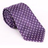 Soie élégante de modèle neuf/Necktie-05 tissé par polyester