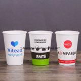 PLA impresos desechables venta de café caliente vaso de papel