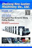 Dispositivo di piegatura automatico Gluer per cartone e la casella ondulata (GK-1450PCS)