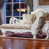 Sillón de cuero clásico para el hogar muebles (98A)
