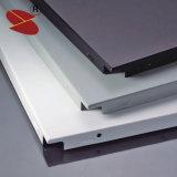 Comitato di soffitto perforato dell'alluminio rivestito decorativo della pellicola del tetto della costruzione