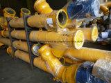 transportband van de Schroef van Sicoma van de Verkoop van 168mm de Hete voor de Silo's van het Cement