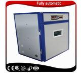 Incubateur automatique d'oeufs de poulet de volaille de Digitals avec le prix de contrôleur
