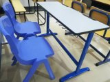 Vector ajustable de la altura del escritorio del estudiante de Furntiture de la escuela