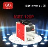 Equipamento de soldadura do inversor IGBT/MMA com Ce (IGBT-120p/140p/160p/180p/200p)