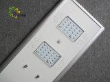 Fabrik-Preis!! 40wip65, integriert alle in einem Solar-LED-Straßenlaterne!! Menschlicher Körper-Infrarot-Induktion!! Im Freien Garten/Wand/Hof/Bahn/Datenbahn/Rasen-Lampe