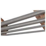 Acier inoxydable SS304 SS316 A2 Rods filetés par A4