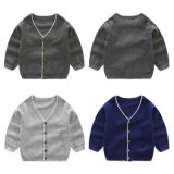 Étoffes de bonneterie personnalisé laine mérinos Kids Cardigan