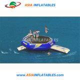 Parc aquatique personnalisé jouets Trampoline et faites glisser pour les adultes et enfants