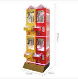 アーケードの硬貨によって作動させる小型4人のプレーヤーのギフトの販売のゲーム・マシン