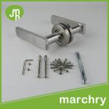 고아한 디자인 목제 문 두 배 옆문 손잡이 자물쇠