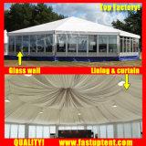 voor de Transparante Multi ZijTent van de Verkoop voor Diameter 12m van het Huwelijk de Gast van Seater van 150 Mensen