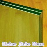 建物ガラス(JINBO)のためのゆとりかColorededまたは絶縁するか、またはシートまたは/Float和らげられたか、または薄板にされるか、または低いEガラス