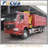 336HP 371HP Sinotruk HOWO 6X4の頑丈なダンプトラックかダンプカーの貨物自動車