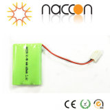 Bateria NiMH 3.6V 700mAh 2 / 3AA Bateria OEM