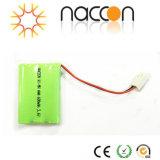 Pacchetto della batteria della batteria 3.6V 700mAh 2/3AA Ni-MH di NiMH