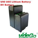 Batterie au lithium Vidego Appareil Photo Numérique Batterie DV F970/F990/U65/U90/D54S/D54sh pour Sony Panasonic