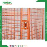 Baustelle-Maschendraht-Schließfächer für Arbeiter