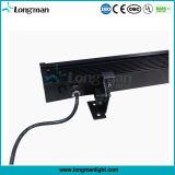 屋外DMX 18PCS 3W RGB 3in1 LEDの壁の洗濯機ライト