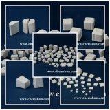 마포 저항하는 알루미늄 산화물 세라믹 6각형 모자이크 타일