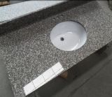 Countertop кухни верхней части тщеты гранита красного цвета G664