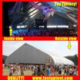 Tenda della tenda foranea della curva del fornitore nei UAE Doubai Sharjah Abu Dhabi Ajman