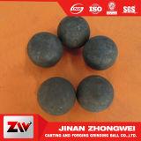 Bola de pulido para el cemento de la explotación minera y la central eléctrica