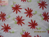 Folhas de veludo macio (HZS Flores--00118)