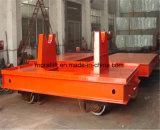 50ton motorisierte Übergangslaufkatze mit Schiene