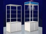 Présentoir fixé au sol acrylique (XD032)