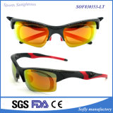 OEM UV400 Polarized Outdoor Protective Sport Sunglasses