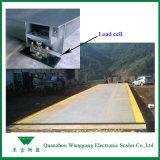 Báscula electrónica con capacidad 40-200t