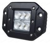 18W LED Arbeits-Licht Arbeits-Licht des 3 Zoll-Punkt-Licht-LED für den LKW nicht für den Straßenverkehr