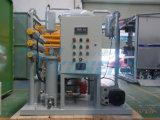 Série de Zjb de machine de filtration de pétrole de condensateur de vide