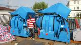 Собственная личность нагружая конкретный смеситель с сбыванием гидровлического хоппера нагрузки горячим в Африке