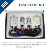 F3 brilhante rápido H1 H3 H7 H11 9005 9006 Kits HID Xenon 35W