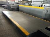 Scala del camion per il contenitore che pesa nella proprietà industriale