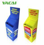 Affichage du comptoir en carton avec impression Cmyk, affichage du carton, support d'affichage en papier