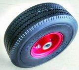350-4 PUのタイヤ