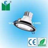LED de Ângulo de visualização ampla potência de luz para baixo 7W (ELDL-12CHCW-N135)