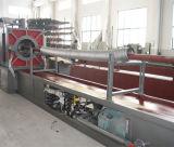 Manguito industrial flexible acanalado que hace la máquina