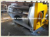 chaîne de production en deux épaisseurs de papier ondulé (coupeur de feuille simple machine&rotary de gifle de stand&single de roulis de moulin)