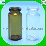 10ml type I het Tubulaire Flesje van het Glas voor Injectie