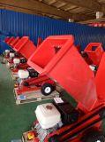 machine de découpage 13HP en bois Chipper en bois commerciale avec l'engine de Loncin