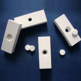 Mattoni di ceramica Lininer di rettangolo resistente dell'abrasione per industria della produzione di energia