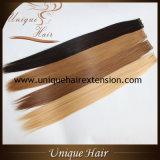 Vierge européen de la bande dans les Extensions de cheveux