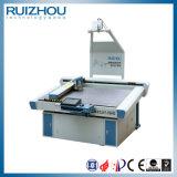 Boa máquina de couro do plotador da estaca do CNC Acutal da qualidade